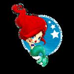 A Little Mermaid .