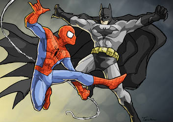 Spider-Man vs. Batman