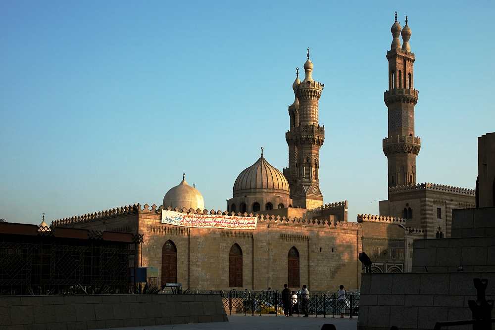Al-Azhar Mosque by jmphotos