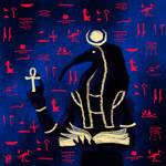 Egyptian God: Thoth