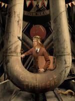 illustration for snob by igorska