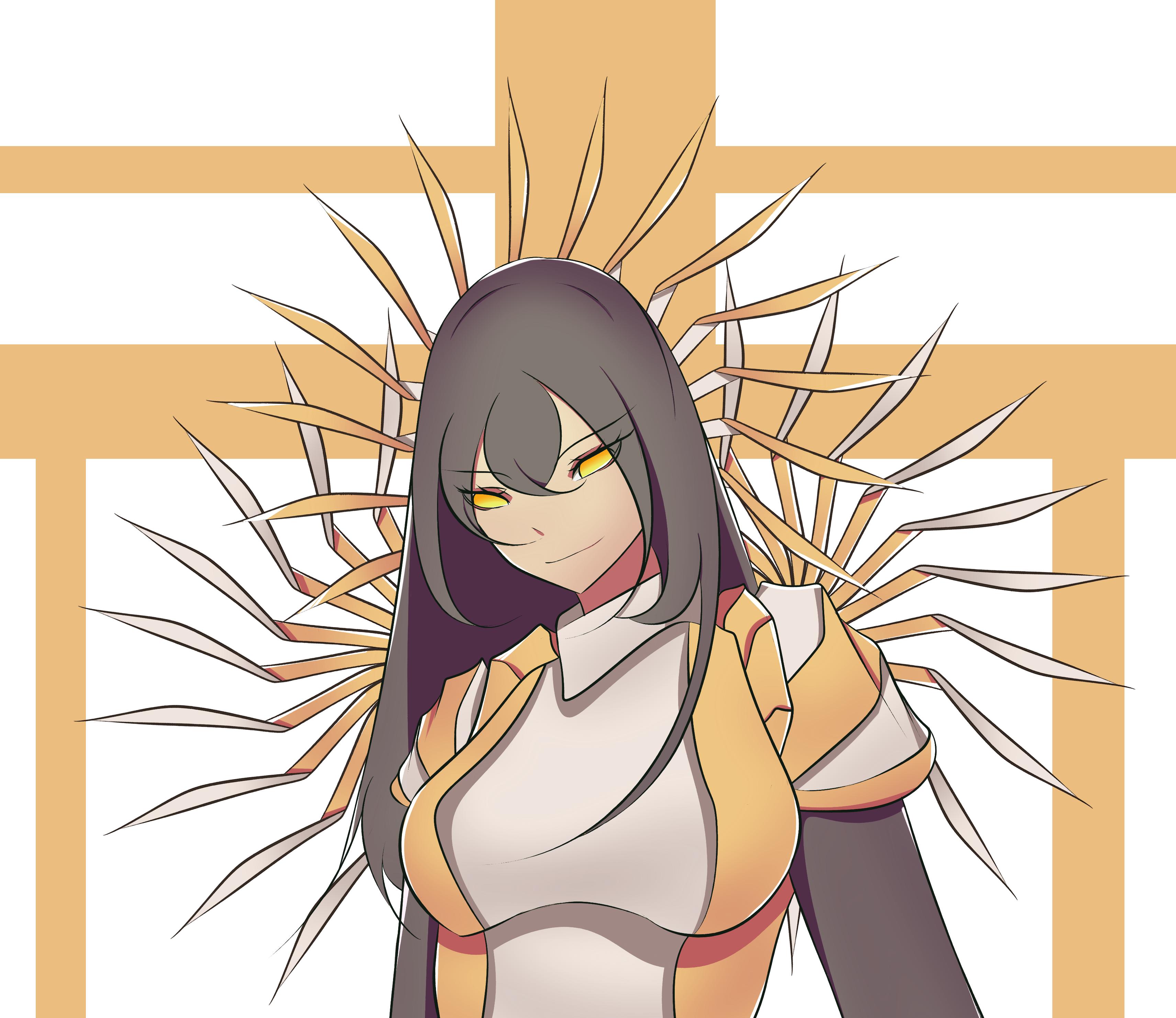 Holy Warrior 2! by Moushymoushamoomoo