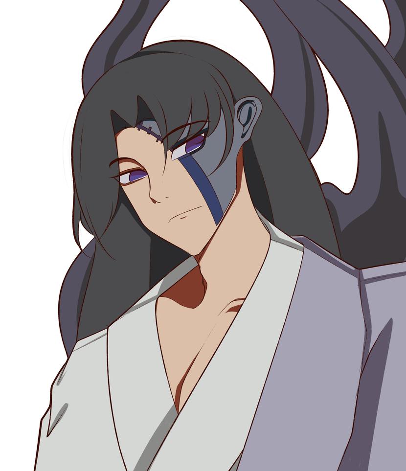 Moryomaru from Inuyasha by Moushymoushamoomoo