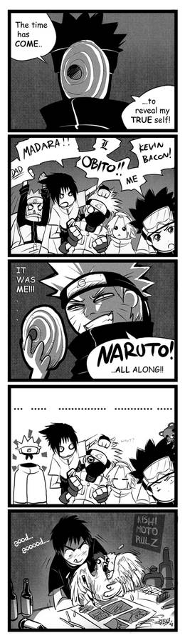 Naruto: The Plot Chickenz