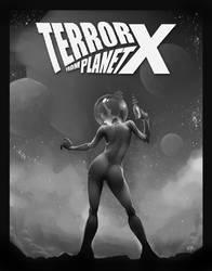 .:Terror From Planet X:. by vashperado