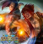 SNK - Kazama Ninja Arts