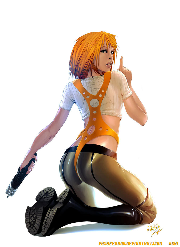 .:LEELOO:. 2013 by vashperado