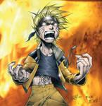 Naruto - Abarekuruu