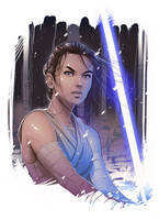 Rey by vashperado