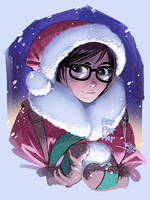 Mei-rry christmas! by vashperado