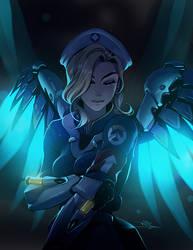 your guardian angel by vashperado