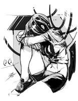 88 stress doodle by vashperado