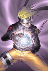 Uzumaki Naruto - Gyakuten by vashperado