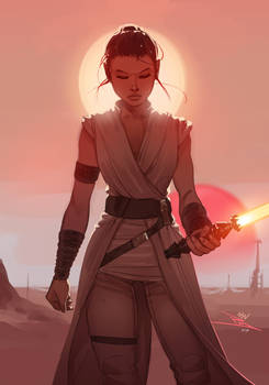 Rey From Nowhere