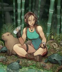 Lara is Friend Shaped