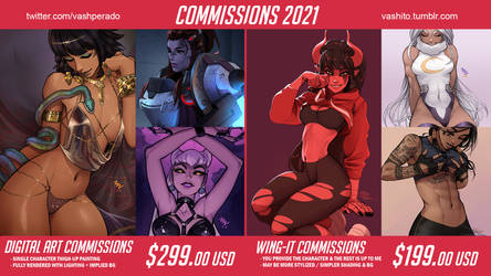 Commissions 2021