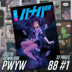 88 Comic Release