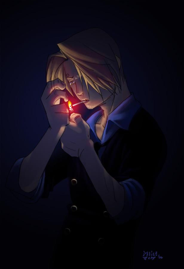 Sanji by vashperado