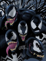 A History of Venom by vashperado