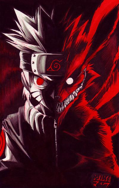 Naruto - My Better Half by vashperado