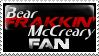 Bear McCreary Fan (Frakkin' A!) by RensKnight