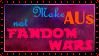 Make Alternate Universes, Not Fandom Wars
