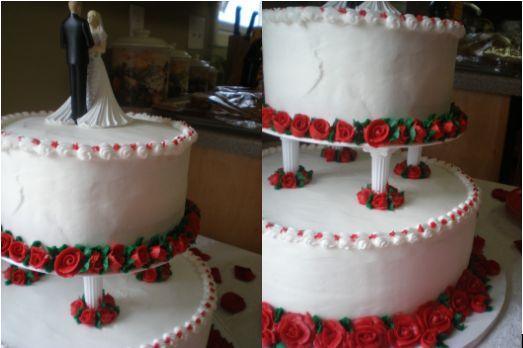 Wedding Cake by LMWparanoia
