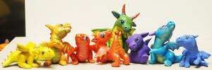 Little Dragons of the Rainbow