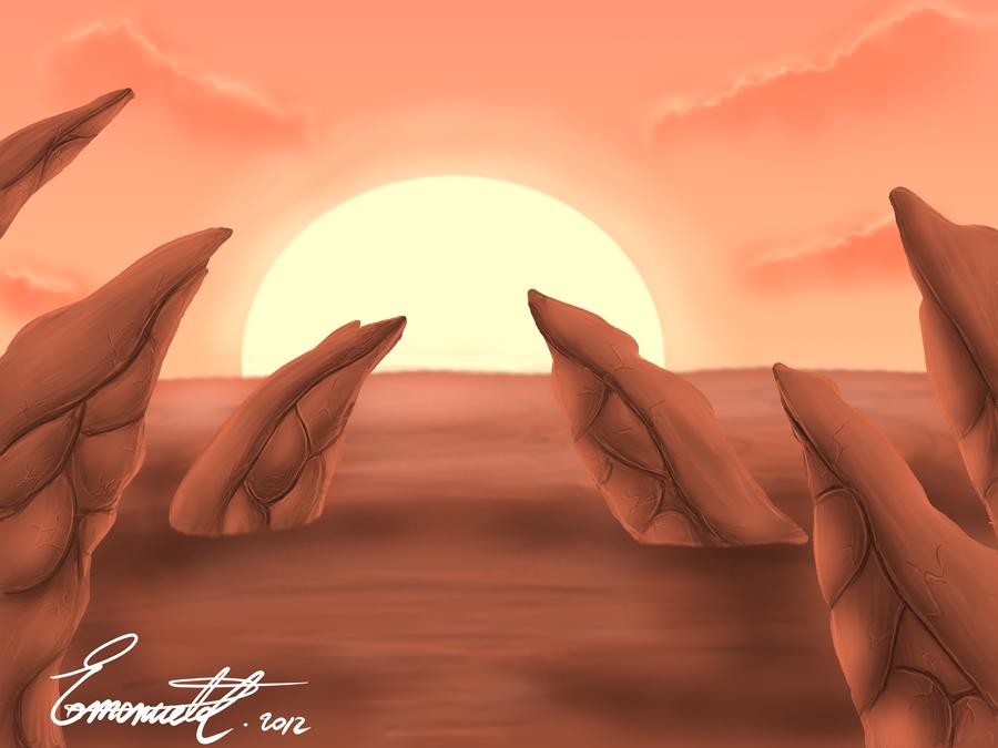 ..:Desert Place:.. by Zainnah