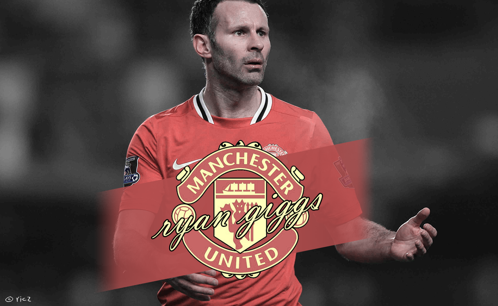 Ryan Giggs Wallpaper by ricardojsantos