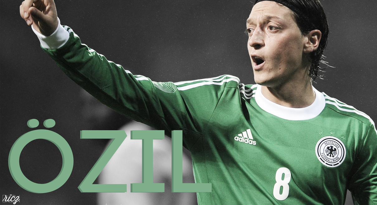 Mesut Ozil Wallpaper By Ricardojsantos On DeviantArt
