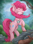 Singing Pinkie