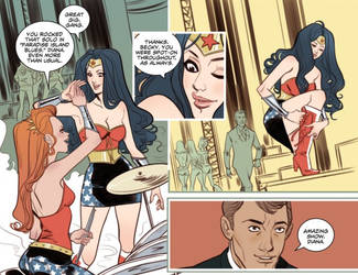 Sensation Comics ft. Wonder Woman #7