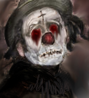 Clown by 0kcomputer