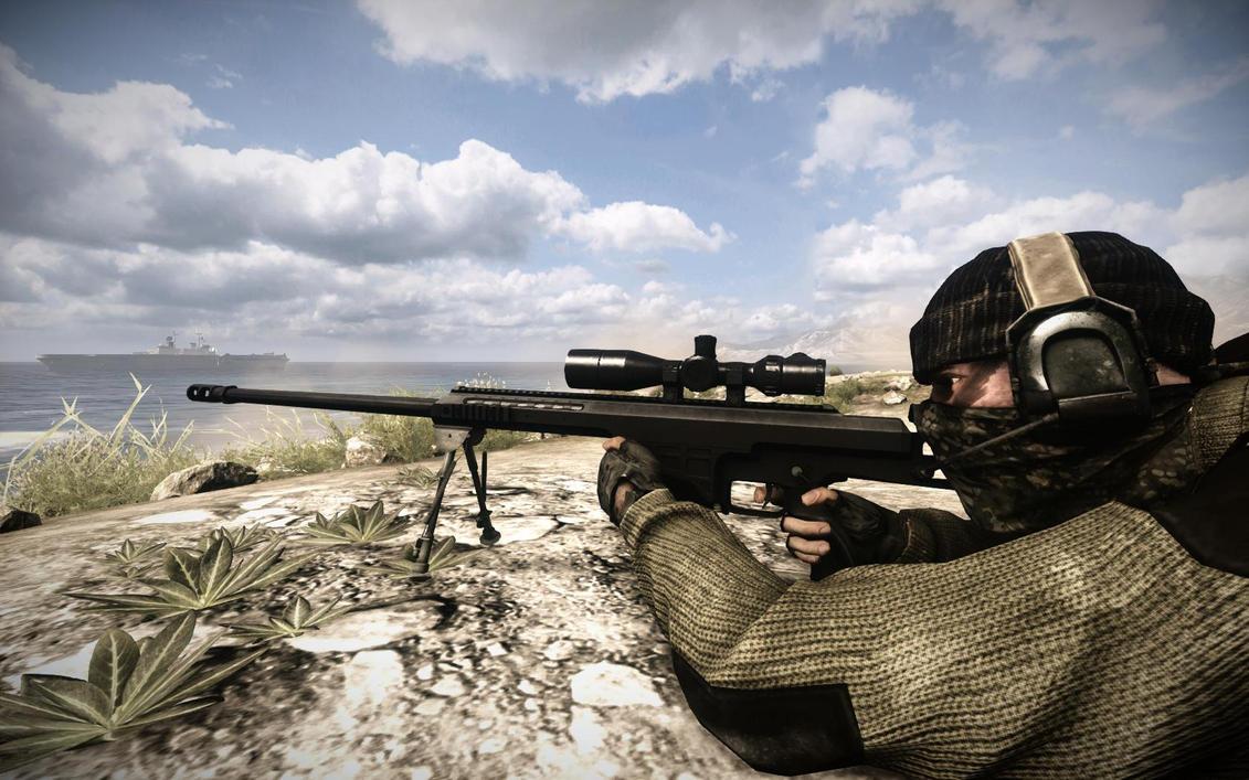 Battlefield 3 - RU Recon (Sniper) by T0XICO on DeviantArt  Battlefield