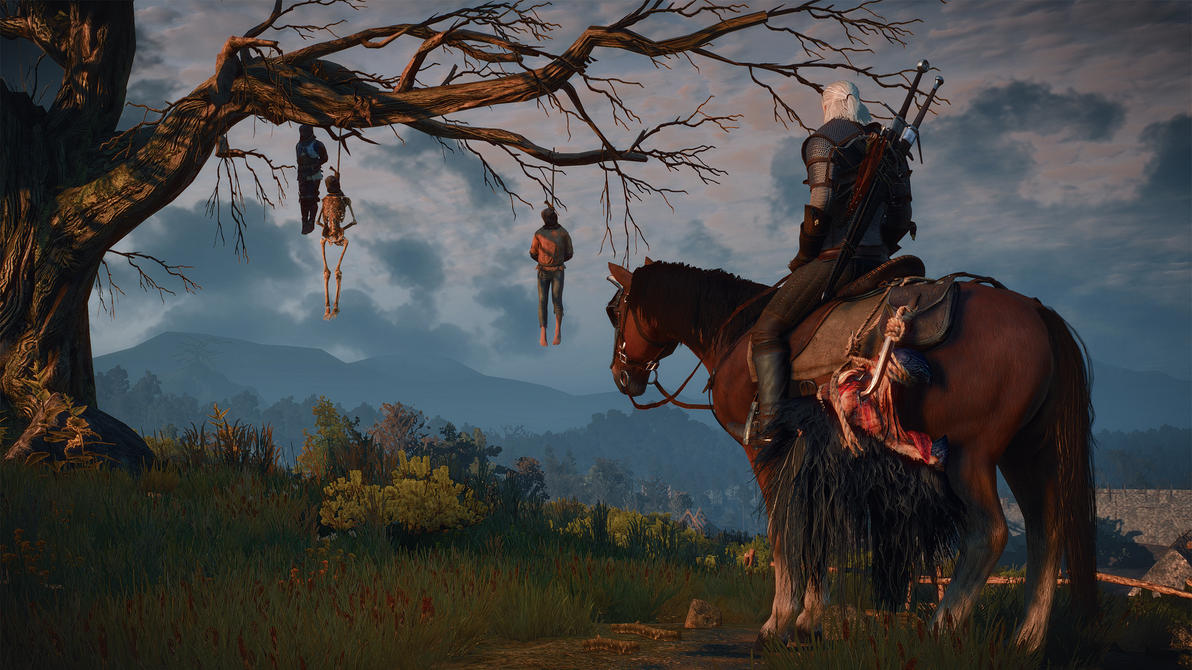 Wild West Outlaw The Hanging Tree by T0...