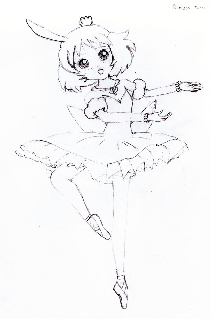 coloring pages tutu - photo#7