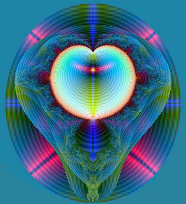Blue Heart by PzzPod