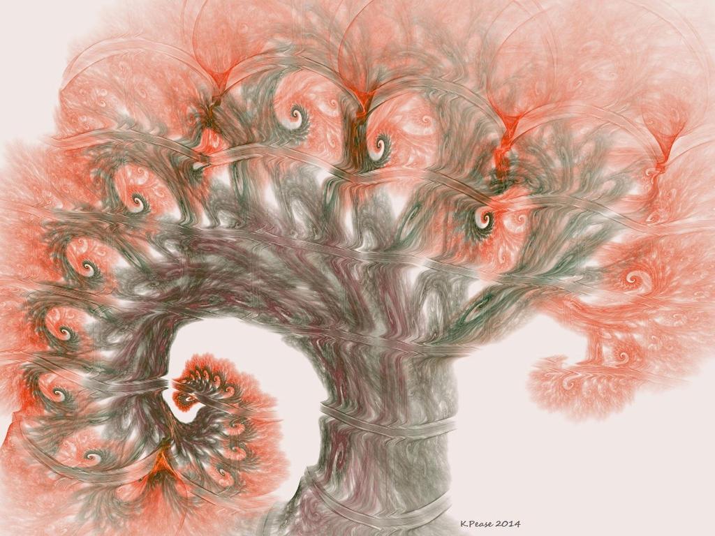 Tree of Dead Spirits by PzzPod