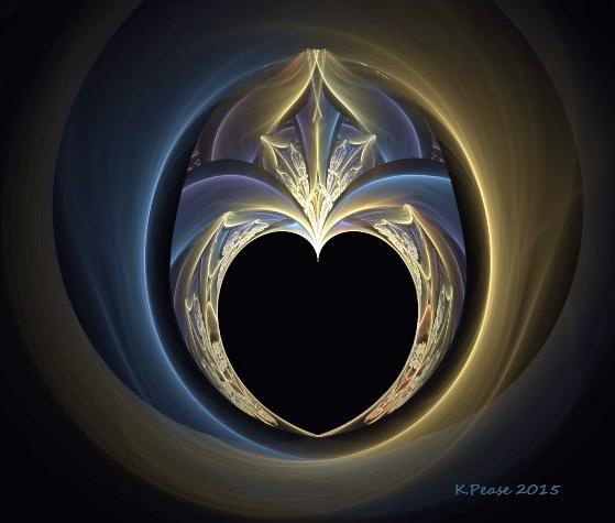 Pluto's Heart by PzzPod