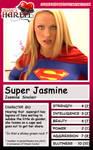 Trading Card - Super Jasmine