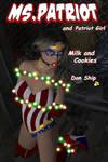 Ms Patriot Milk and Cookies
