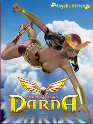Darna by Angelic-Kitten-Art