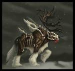 Arctic Undead Creature