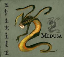 Medusa by faxtar
