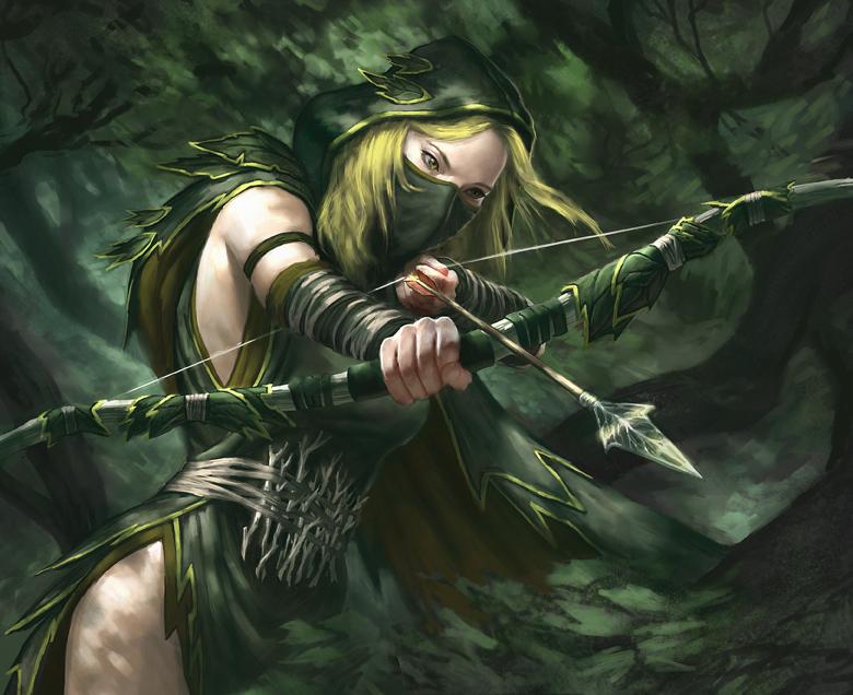 Shadow Sentinel by faxtar