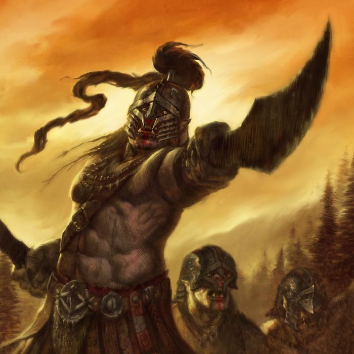 Uruk Vanguard by faxtar