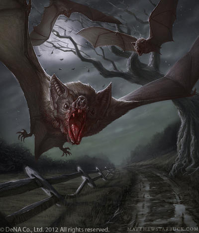 Vampire Bats by faxtar on DeviantArt