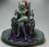 vampire queen WIP