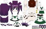 Saeko Busujima (Joey's Chibi Girls 035)